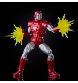 Hasbro Marvel Legends Silver Centurion Iron Man 6-inch Action Figure ( Exclusive)