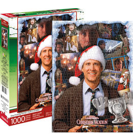 Aquarius Christmas Vacation 1,000-Piece Puzzle