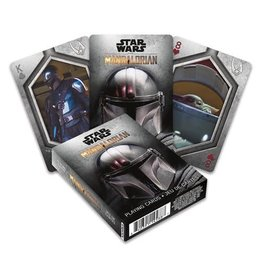 Aquarius Star Wars: The Mandalorian Photos Playing Cards