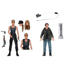 "NECA Terminator 2 - Sarah & John Connor 7"" Action Figure 2-Pack"