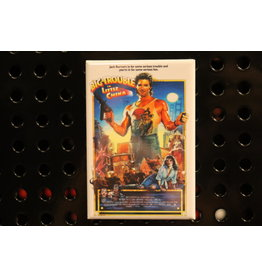 Magnet Revolution Big Trouble in Little China Movie Poster Fridge Magnet