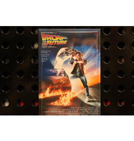 Magnet Revolution Back To The Future Movie Poster Fridge Magnet