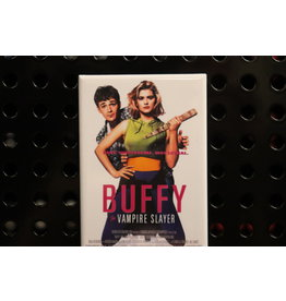 Magnet Revolution Buffy The Vampire Slayer Movie Poster Fridge Magnet