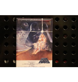 Magnet Revolution Star Wars: A New Hope Movie Poster Fridge Magnet