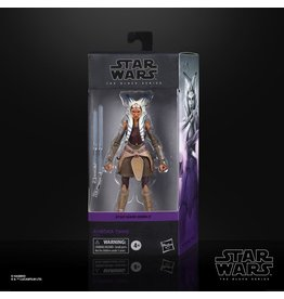 "Hasbro Star Wars: The Black Series 6"" Ahsoka Tano (Rebels)"