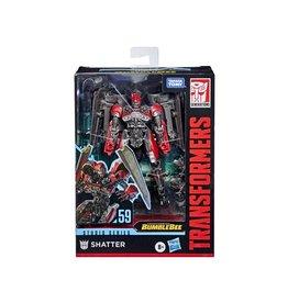 Hasbro Transformers Studio Series 59 Deluxe Shatter