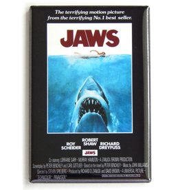 Magnet Revolution Jaws Movie Poster Fridge Magnet