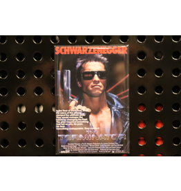 Magnet Revolution The Terminator Movie Poster Fridge Magnet
