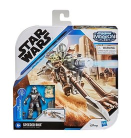 Hasbro Star Wars Mission Fleet The Mandalorian The Child Battle for The Bounty