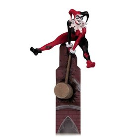 DC Direct DC Comics Batman Rogues Harley Quinn Limited Edition Multi-Part Statue Diorama