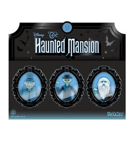 Super7 The Haunted Mansion ReAction Hitchhiking Ghosts 3-Pack