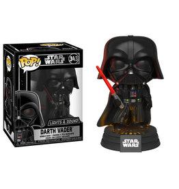 Funko Pop! Star Wars: Darth Vader (Lights and Sound)