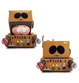 kidrobot SOUTH PARK AWESOMO CARTMAN DESIGNER TOY FIGURE BY KIDROBOT