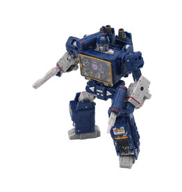 Hasbro Transformers Generations War for Cybertron: Siege Voyager Soundwave Figure