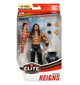 Mattel WWE Top Picks Roman Reigns Elite Collection Action Figure