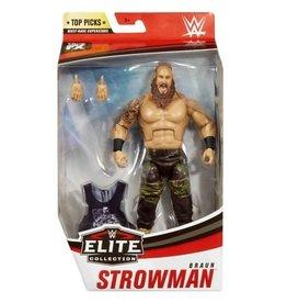 Mattel WWE Top Picks Braun Strowman Elite Collection