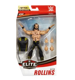 Mattel WWE Top Picks Seth Rollins Elite Collection Action Figure