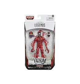 Hasbro Venom Marvel Legends Carnage (Venompool BAF)
