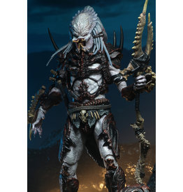 NECA Predator Ultimate Alpha Predator 100th Edition Figure (With Bonus DLC)