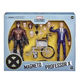 Hasbro Marvel Legends X-Men Movie Magneto and Professor x Action Figures