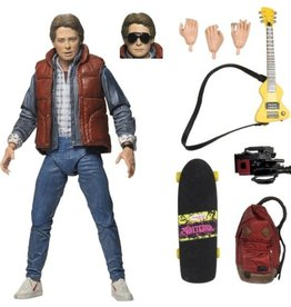"""NECA NECA - Back to the Future - 7"""" Scale Action Figure – Ultimate Marty McFly"""
