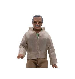"""Mego Stan Lee 8"""" Mego Figure"""
