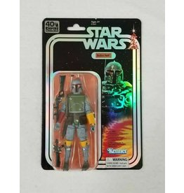 Hasbro Boba Fett SDCC 2019 Star Wars 40th Anniversary Action Figure