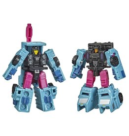 Hasbro Transformers War for Cybertron: Earthrise Micromaster Direct-Hit & Power Punch Two-Pack