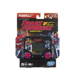 Hasbro Gaming Transformers Tiger Electronics Hand Held Video Game