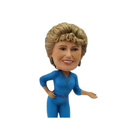 Icon Heroes The Golden Girls Blanche Devereaux Bobblehead