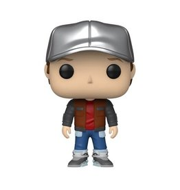 Funko Pop! Movies: Back to the Future - Marty McFly (Future Outfit)