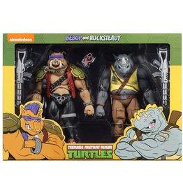 NECA NECA Teenage Mutant Ninja Turtles Bebop and Rocksteady Exclusive Target 2-pack