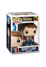 Funko Pop! Movies: Back to the Future - Marty McFly (1955)