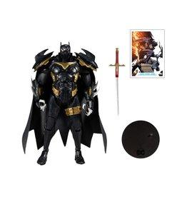 McFarlane Toys McFarlane Toys - DC Multiverse Wave 3 White Knight Azrael Batman Armor Action Figure