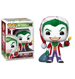 Funko Pop! Heroes: DC Holiday - The Joker as Santa