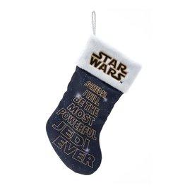 Kurt S. Adler Star Wars Future Jedi 19-Inch Stocking