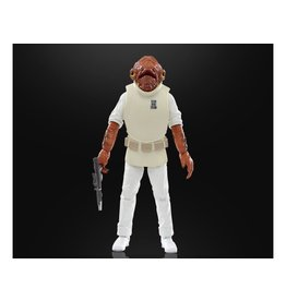 Hasbro Star Wars: The Black Series 6-inch Admiral Ackbar (Return of the Jedi)