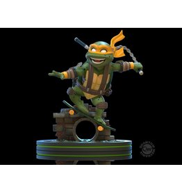 Quantum Mechanix TMNT Q-Fig Michelangelo