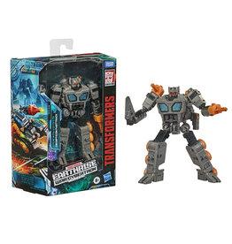 Hasbro Transformers War for Cybertron Deluxe WFC-E35 Decepticon Fasttrack Modulator
