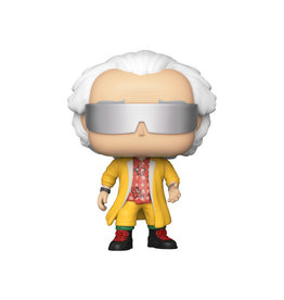 Funko Pop! Movies: Back to the Future - Doc Brown (2015)