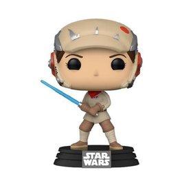 Funko Funko Pop! Star Wars Luke Skywalker and Princess Leia (Jedi Training) 2020 Fall Convention Exclusive 2 pack