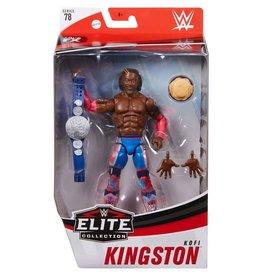 Mattel WWE Kofi Kingston Elite Series 78 Action Figure