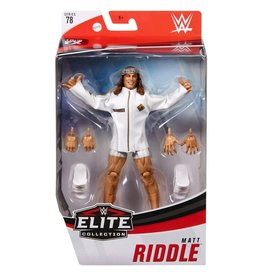 Mattel WWE Matt Riddle Elite Series 78 Action Figure