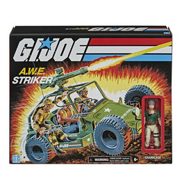 Hasbro G.I. Joe Retro A.W.E. Striker Vehicle