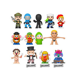 Funko Funko Mystery Minis Hasbro Retro Toys Specialty Series Blind Box