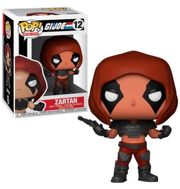 Funko Pop! Retro Toys: G.I. Joe - Zartan