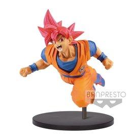 Banpresto Dragon Ball Super Son Goku FES!! Stage 9 Super Saiyan God Goku