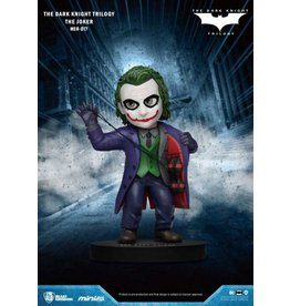 Beast Kingdom Dark Knight Trilogy Mini Egg Attack MEA-017 The Joker PX Previews Exclusive