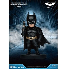 Beast Kingdom Dark Knight Trilogy Mini Egg Attack MEA-017 Batman With Grappling Gun PX Previews Exclusive