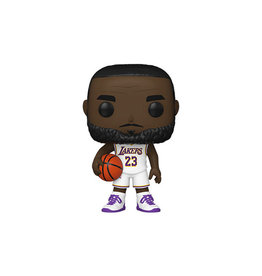 Funko Pop! NBA: LA Lakers - LeBron James (Alternate)